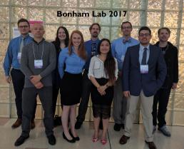 Bonham Lab 2017